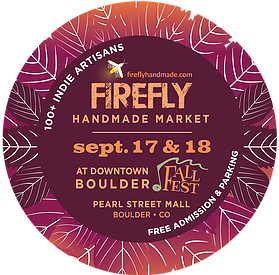 The Good Jar at Firefly Handmade Fall Market - September 17 & 18