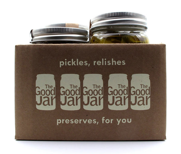 Our jars are ready to ship