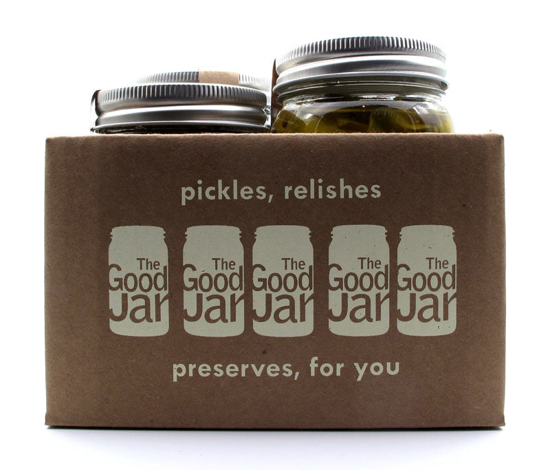 The Good Jar pickles, relishes, preserves for you