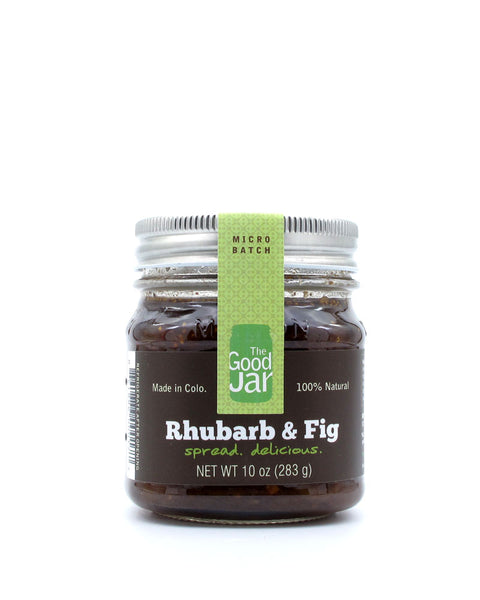 Rhubarb & Fig Spread