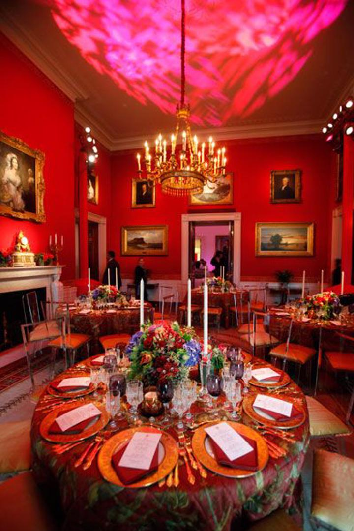 Artifical-Flowers-White House-Dinner-2011