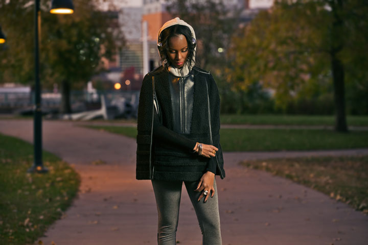 BCBG-Cape-Hoodie-Leggings-J.Crew-Jewelry