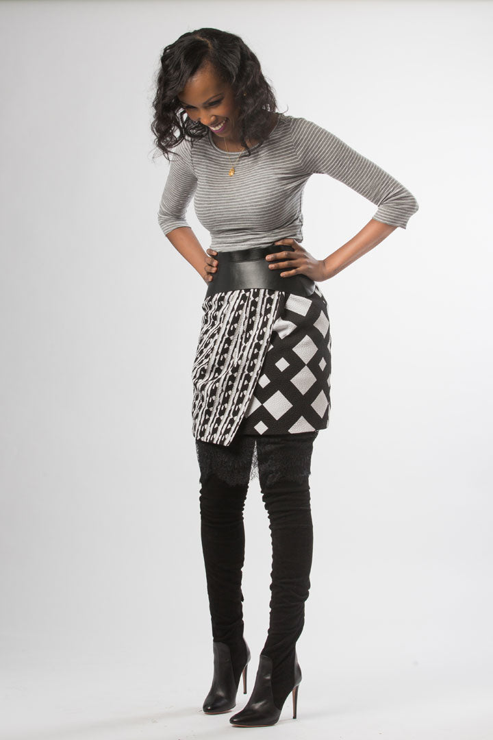 BCBG-Top-Belt-Slip-Peter-Pilotto-for-Target-Skirt-Aquazurra-Boots-Dalasini-Necklace