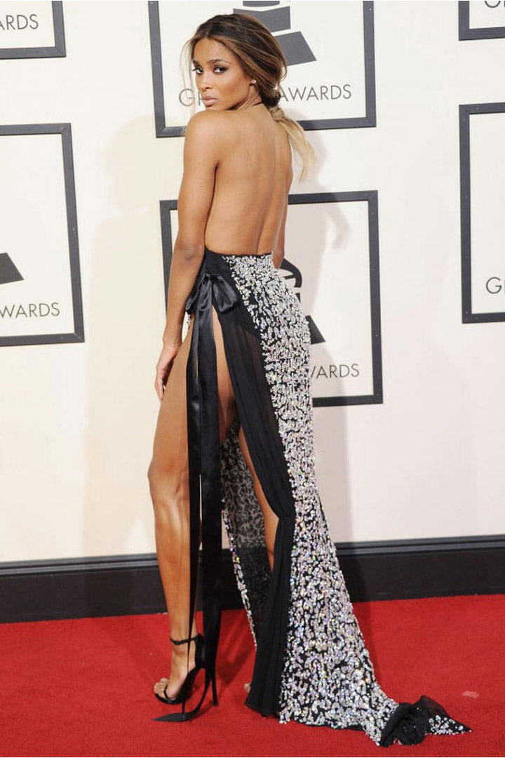 Grammys-2016-Ciara-Wearing-Alexandre-Vauthier