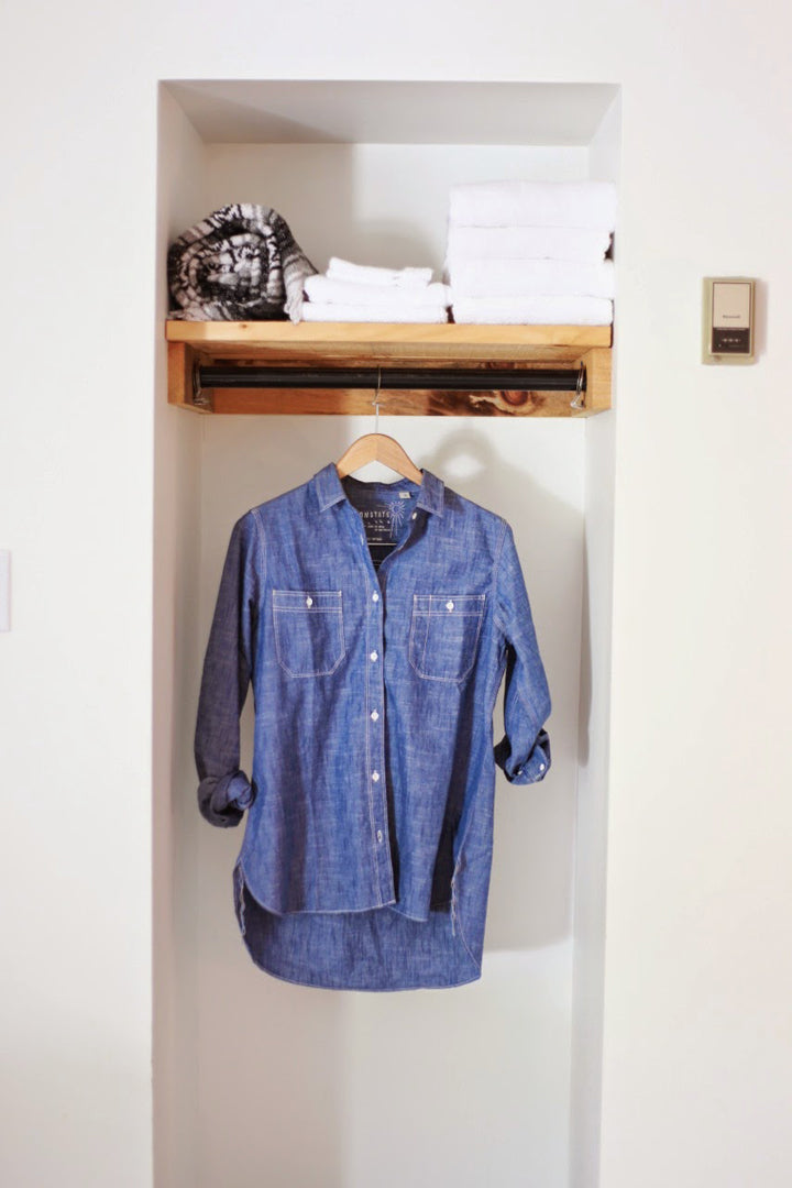Loomstate-Selvage-Chambray-Womens-Work-Shirt