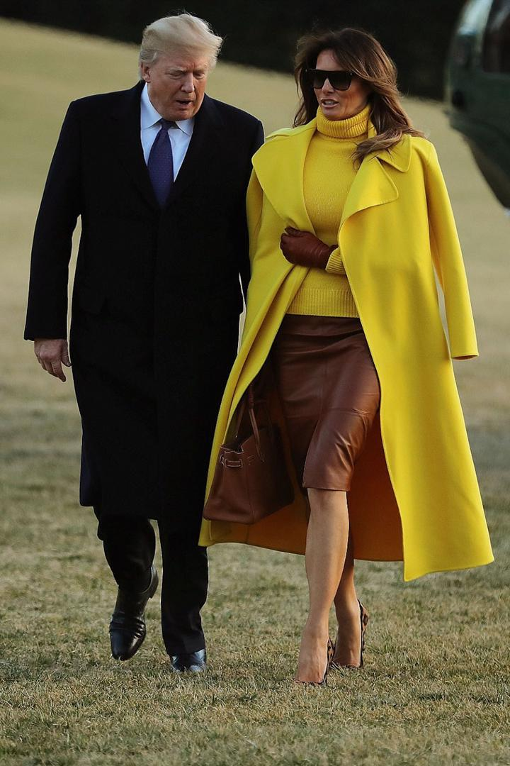Melania-Trump-in-Ralph-Lauren