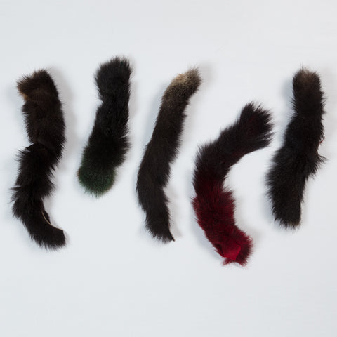 Possum Fur Tails
