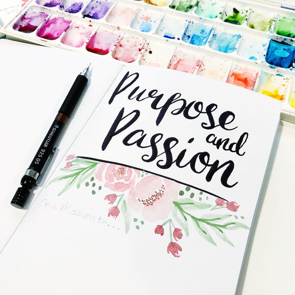 A new year of Purpose and Passion!
