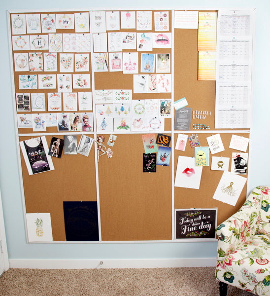 Goodey Studio DIY Pinboard