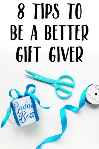 Better Gift Giver blog post