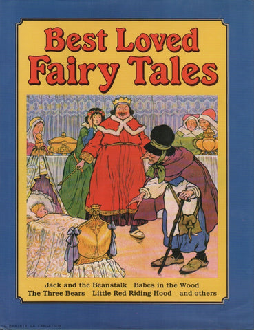 COLLECTIF. Best Loved Fairy Tales