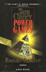 CLANCY, TOM. Power games. Tome 03. Ronde furtive.