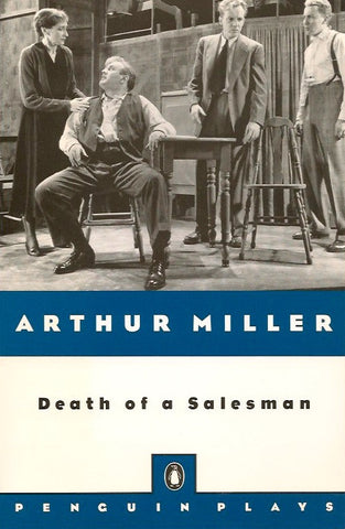 MILLER, ARTHUR. Death of a Salesman : Certain private conversations in two acts and a requiem