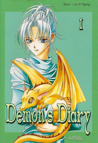 DEMON'S DIARY. Tome 01