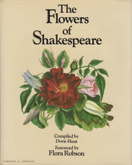 HUNT, DORIS. The Flowers of Shakespeare