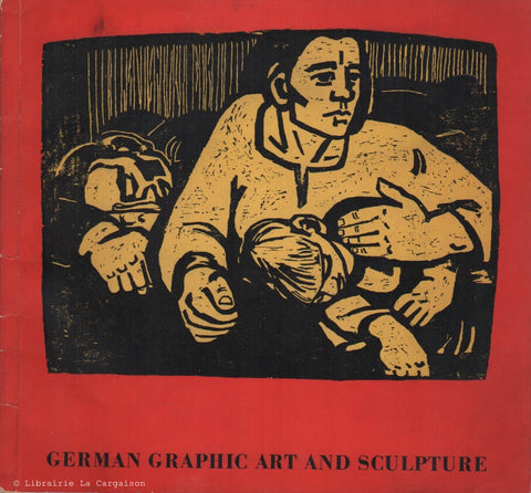 COLLECTIF. Exhibition of Contemporary German Graphic Art and Sculpture