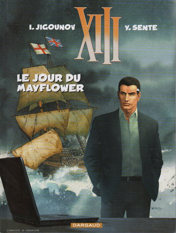 XIII. Tome 20 : Le jour du Mayflower