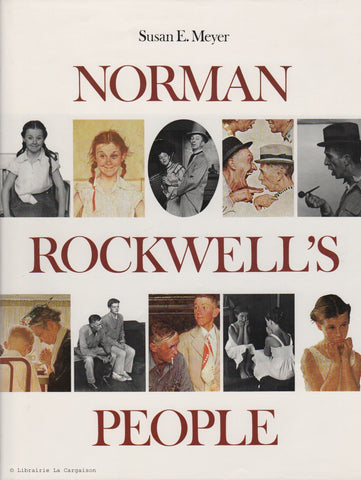 ROCKWELL, NORMAN. Norman Rockwell's people