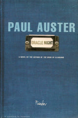 AUSTER, PAUL. Oracle night