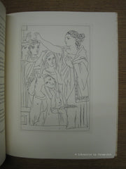 ARISTOPHANE. Lysistrata. Illustrations by Pablo Picasso.