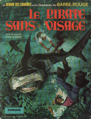 BARBE-ROUGE. Tome 14 : Le pirate sans visage