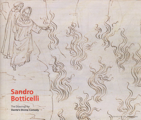 BOTTICELLI. Sandro Botticelli. The Drawing for Dante's Divine Comedy.