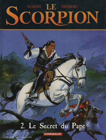 SCORPION (LE). Tome 02 : Le Secret du Pape
