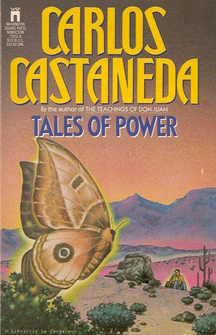 CASTANEDA, CARLOS. Tales of Power