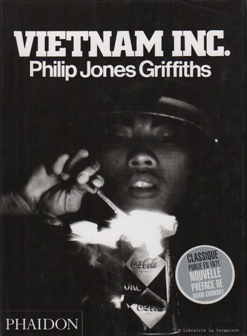 GRIFFITHS, PHILIP JONES. Vietnam Inc.