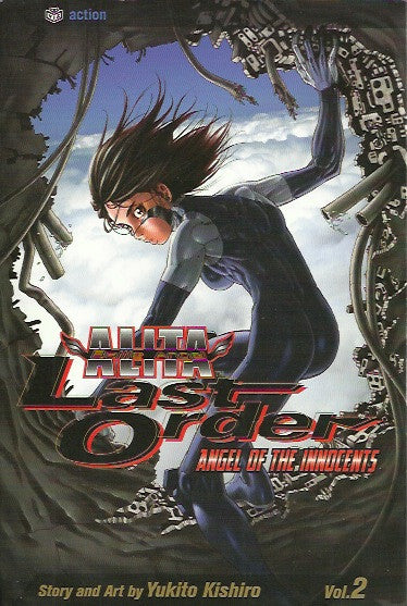 BATTLE ANGEL ALITA. LAST ORDER. Vol. 2. Angel of the innocents.