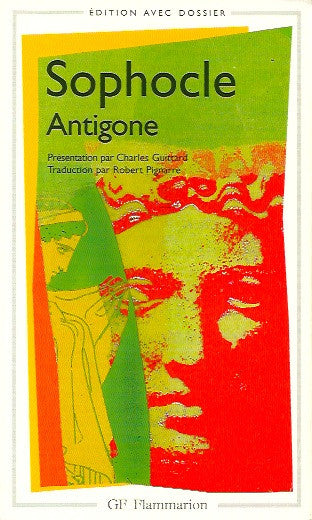 SOPHOCLE. Antigone