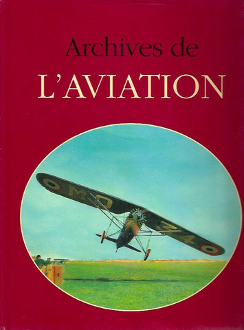 BORGE, JACQUES. Archives de l'aviation