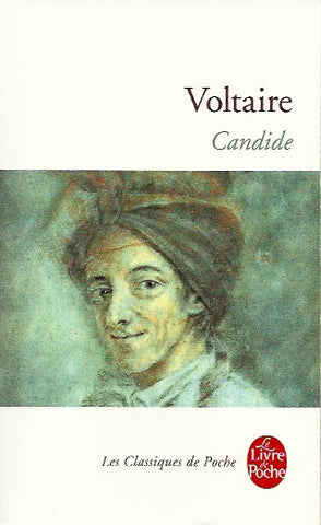 VOLTAIRE. Candide