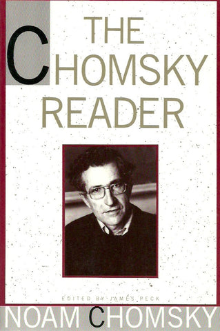 CHOMSKY, NOAM. The Chomsky Reader