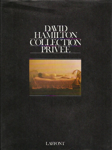 HAMILTON, DAVID. David Hamilton. Collection privée.