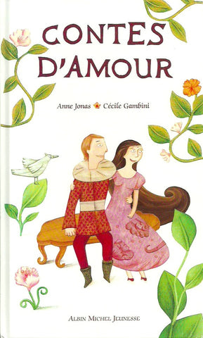 JONAS, ANNE. Contes d'amour
