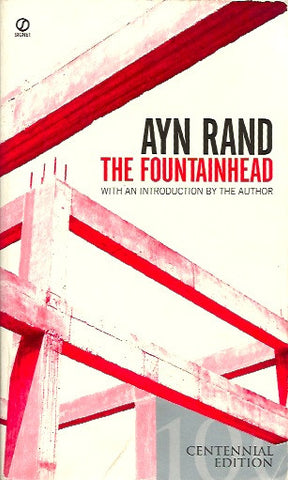 RAND, AYN. The fountainhead