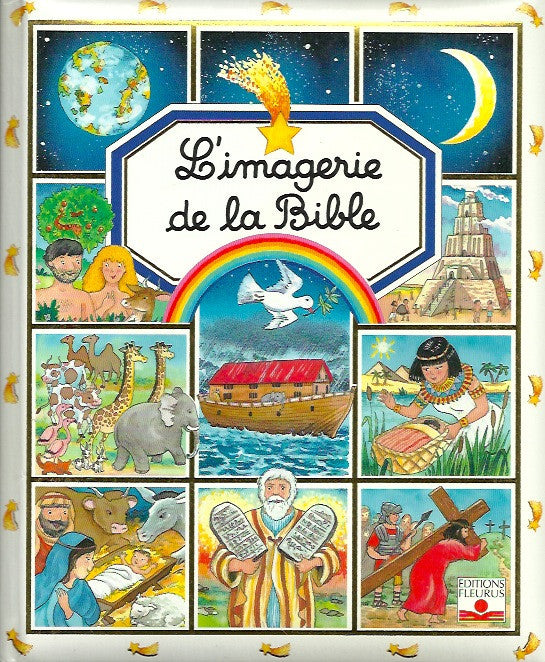 BEAUMONT, EMILIE. L'imagerie de la Bible