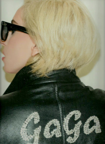 LADY GAGA. Lady Gaga - Terry Richardson