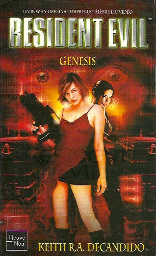 RESIDENT EVIL: Genesis. Tome 8.