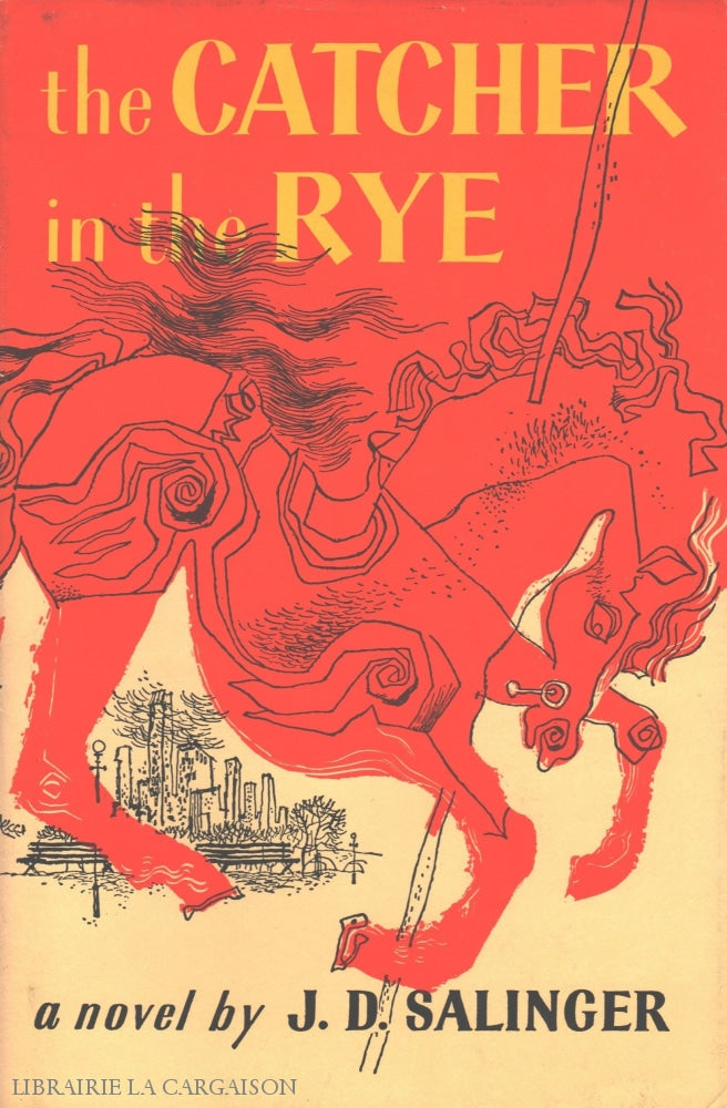 Salinger Jerome David. Catcher In The Rye (The) Livre