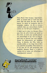 Sharp Margery. Cluny Brown Livre