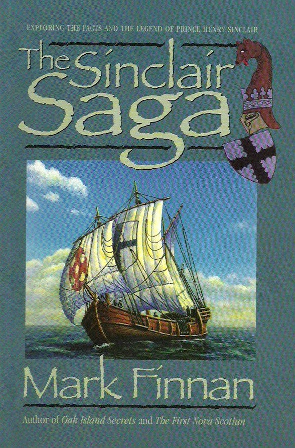 FINNAN, MARK. The Sinclair Saga