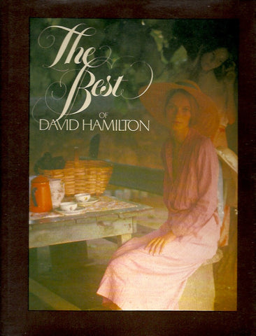 HAMILTON, DAVID. The best of David Hamilton