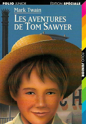 TWAIN, MARK. Les aventures de Tom Sawyers