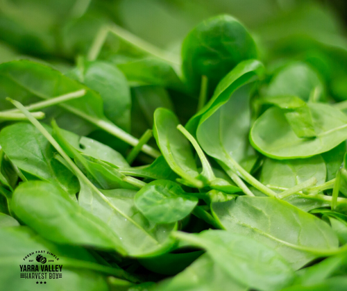 Baby Spinach Leaves 400g