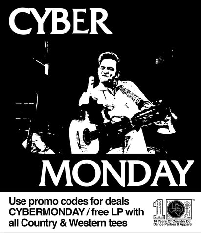 Vinyl Ranch Cyber Monday