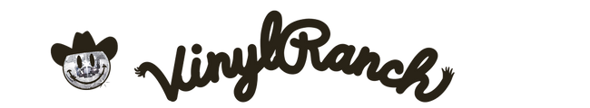 Vinyl Ranch logo