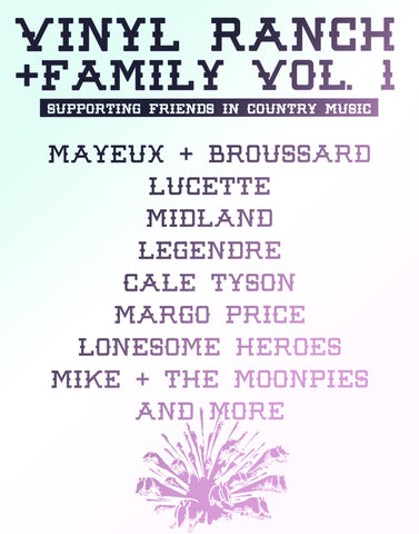 Vinyl Ranch and Family Podcast Volume 1