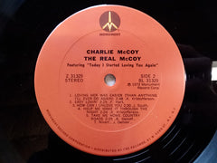 Charlie McCoy : The Real McCoy (LP, Album, San)
